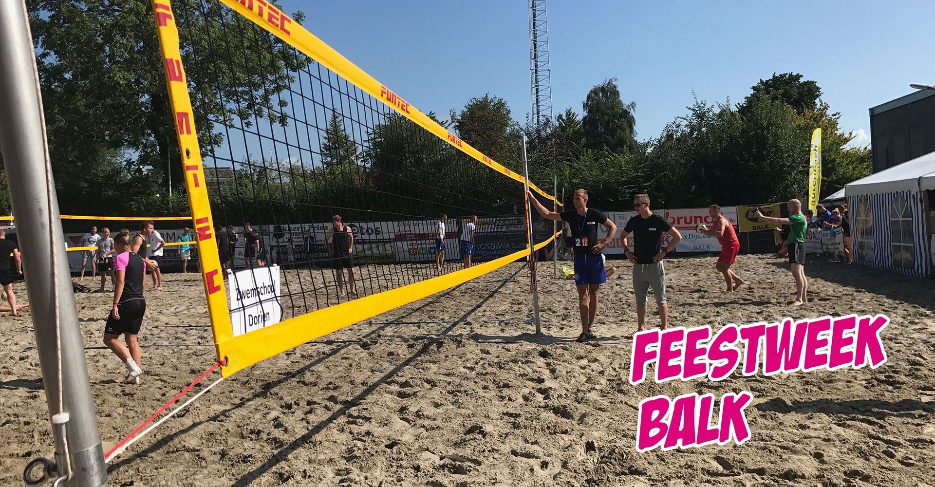 Beachevent Balk